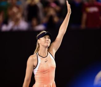 Maria Sharapova, depistata pozitiv dupa cea mai mare actiune anti-doping din istoria tenisului