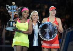 Maria Sharapova, despre Serena Williams: Iata de ce nu o respect ca persoana