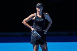 Maria Sharapova, eliminata in primul tur la Stuttgart