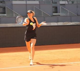 Maria Sharapova, eliminata in sferturi la Madrid