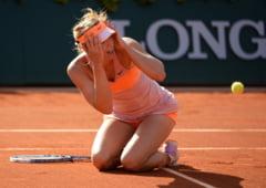 Maria Sharapova, noua regina de la Paris: Cea mai grea finala din viata mea. Respect, Simona!