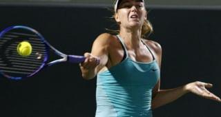 Maria Sharapova, primele explicatii dupa eliminarea suprinzatoare de la Miami
