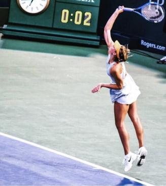 Maria Sharapova, retragere de ultima ora de la inca un turneu important