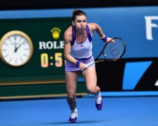 Maria Sharapova a comentat infrangerea Simonei Halep la Australian Open