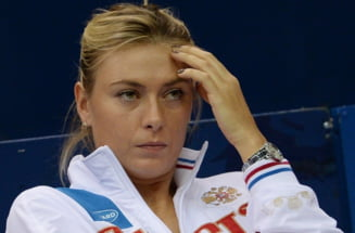 Maria Sharapova a fost eliminata din clasamentul WTA - oficial
