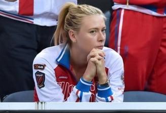 Maria Sharapova a fost prinsa dopata la Australian Open