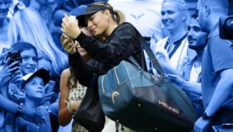 Maria Sharapova a oferit un nou meci palpitant la US Open