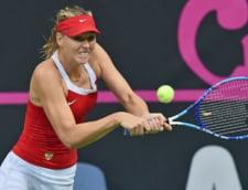 Maria Sharapova a socat la Australian Open: Cine e Federer?