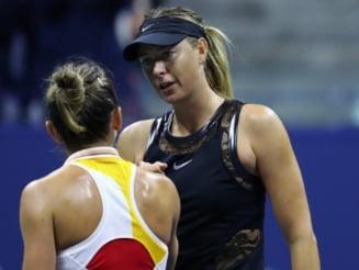 Maria Sharapova anunta ca e nerabdatoare sa o intalneasca pe Simona Halep - ce-i transmite sportiva noastra