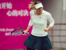 Maria Sharapova castiga primul sau turneu WTA dupa revenirea in tenis