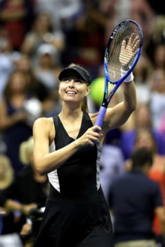 Maria Sharapova da de inteles ca s-ar putea retrage definitiv din tenis