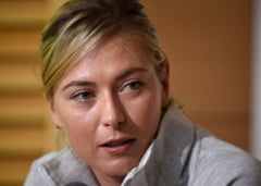 Maria Sharapova face dezvaluiri: ce i-a spus Martina Navratilova pe cand avea doar 6 ani