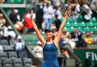 Maria Sharapova face un salt important in clasamentul WTA dupa retragerea Serenei Williams