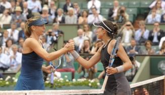 Maria Sharapova ii raspunde Serenei Williams, dupa ce americanca a acuzat-o ca a mintit