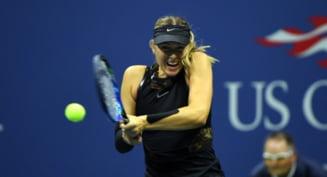 Maria Sharapova ii raspunde ironic Carolinei Wozniacki: Unde e ea?