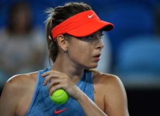 Maria Sharapova impresioneaza la Australian Open: Urmeaza un meci de foc pentru rusoaica