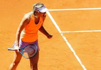 Maria Sharapova primeste prima veste buna dupa ce a fost interzisa la Roland Garros