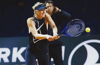 Maria Sharapova primeste prima veste neplacuta de la revenirea in tenis