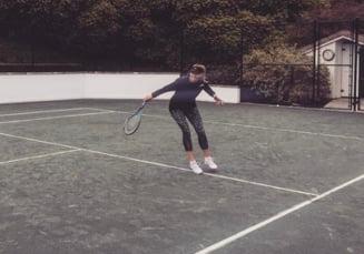 Maria Sharapova revine astazi in tenis dupa 15 luni de suspendare