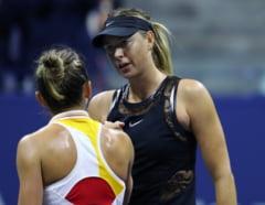 Maria Sharapova revine cu o noua declaratie despre meciul cu Simona Halep