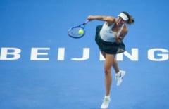 Maria Sharapova s-a calificat in optimi la Beijing si o poate intalni pe Simona Halep