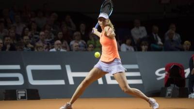 Maria Sharapova s-a calificat in semifinale la Stuttgart