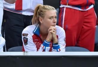Maria Sharapova s-a prabusit in clasamentul WTA dupa suspendarea pentru dopaj