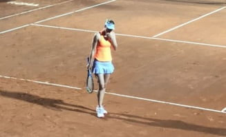 Maria Sharapova s-a retras de la Roma