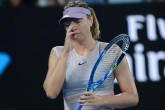 Maria Sharapova se prabuseste in clasamentul WTA dupa eliminarea de la Stuttgart