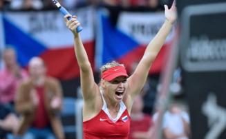 Maria Sharapova sta pe un munte de bani - ce avere uriasa are rusoaica
