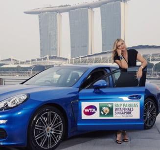 Maria Sharapova vorbeste despre calvarul accidentarilor: Oamenii nu stiu asta