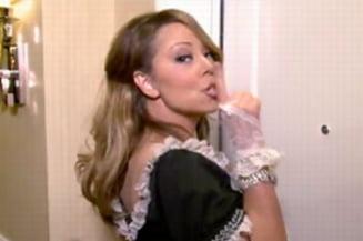 Mariah Carey a gasit gaina cu oua de aur, dar trebuie sa puna osul la treaba (Video)