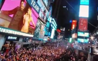 Mariah Carey se plange ca a fost sabotata, dupa ce s-a facut de ras in Times Square