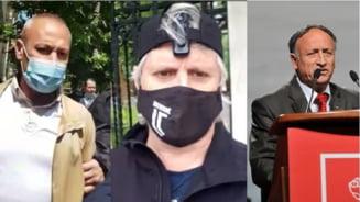 Marian Ceausescu, lovit de milionarul condamnat Valentin Visoiu, membru al gruparii PSD-Pendiuc. De la ce a pornit scandalul VIDEO