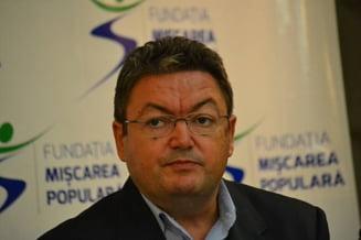 Marian Preda pleaca din fruntea Fundatiei Miscarea Populara: Nu e posibila schimbarea clasei politice (Video)