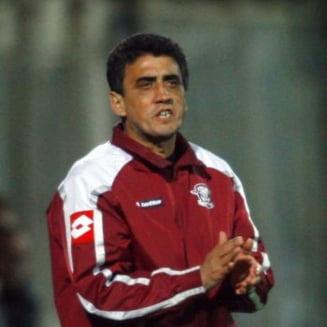 Marian Rada, noul antrenor al Brasovului