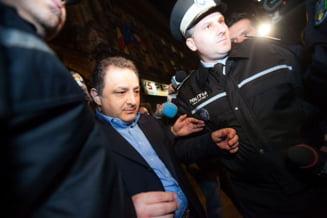 Marian Vanghelie a fost arestat preventiv pentru 30 de zile