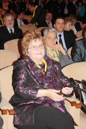 Mariana Campeanu: Avem bani de pensii si de salarii