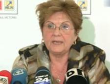 Mariana Campeanu il ataca pe Basescu: Presedintele suspendat are o filosofie anti-popor