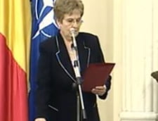 Mariana Campeanu juramant