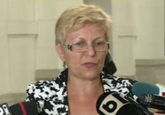 Mariana Rarinca, trei ani de inchisoare cu suspendare, dupa rejudecarea cazului
