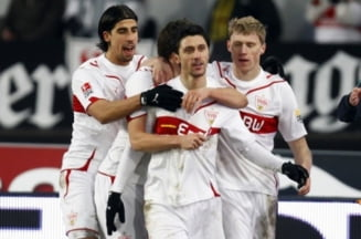 Marica, gol si eliminare pentru Stuttgart