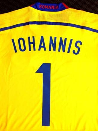 Marica, mesaj si cadou pentru Klaus Iohannis