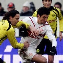 Marica a dat un gol si a ratat un penalty pentru VfB Stuttgart