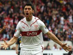 Marica a marcat doua goluri pentru Stuttgart