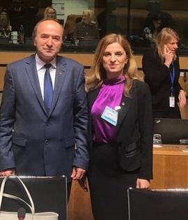 Marieta Safta, mana dreapta a ministrului Toader, este secretarul de stat care a demisionat
