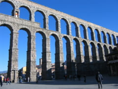 Marile apeducte ale antichitatii ne uimesc si astazi (Galerie foto)
