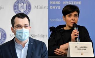 Marile stangacii ale cuplului Voiculescu - Moldovan care au dus la demiterea lor de la Ministerul Sanatatii