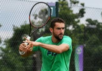 Marin Cilici explica de ce a plans in hohote in timpul finalei de la Wimbledon