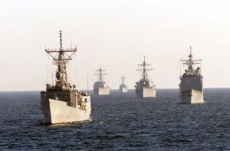 Marina greaca intra in alerta, in urma unor miscari turce la Marea Egee in vederea unor explorari gazifere